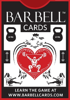 Barbell Card Deck